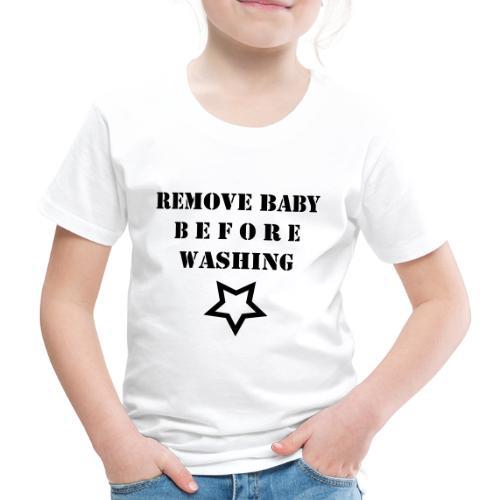 removebaby - Kinderen Premium T-shirt