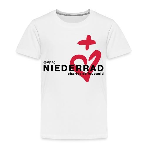 Logo_cdf - Kinder Premium T-Shirt