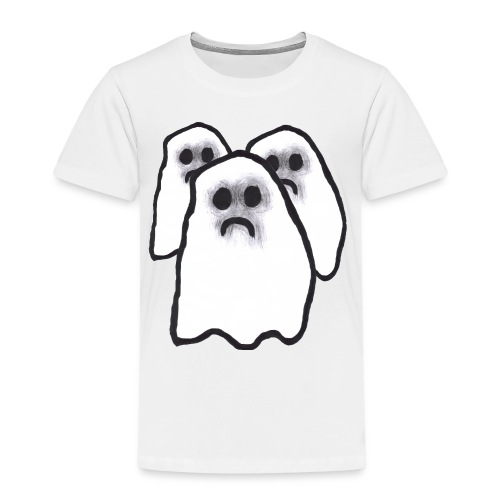 Mr S Ghostie - Kids' Premium T-Shirt