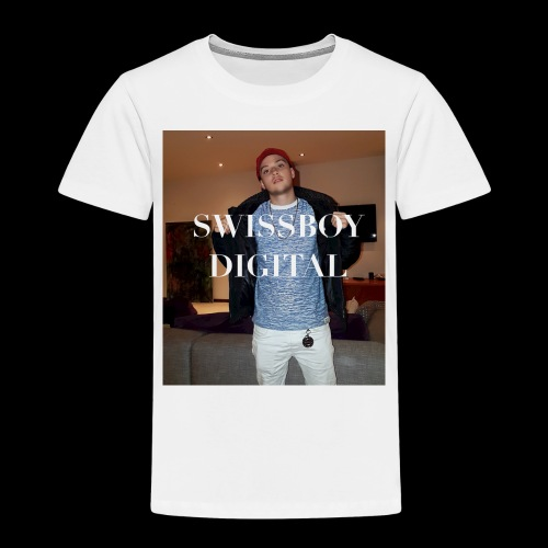 Swissboy Digital - Kinder Premium T-Shirt