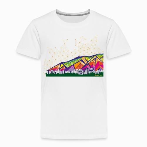Ávila de Colores - Camiseta premium niño