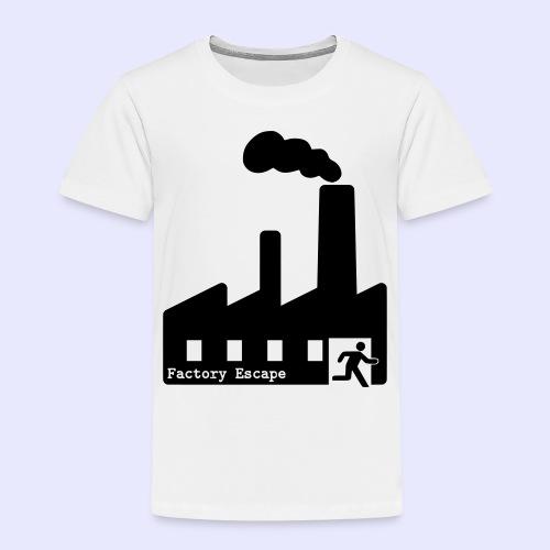 factoryescape2 - Kinder Premium T-Shirt
