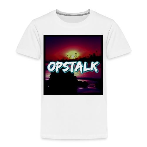 OpsTalk Logo - Kids' Premium T-Shirt