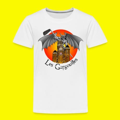 Les Gargouilles - Recto/Verso - T-shirt Premium Enfant