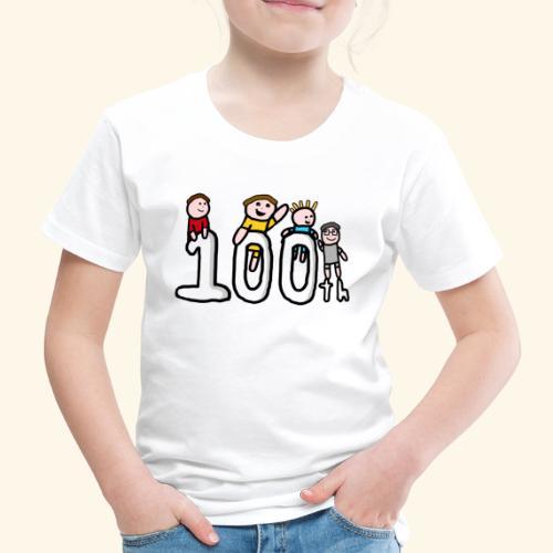 100th Video - Kids' Premium T-Shirt