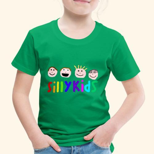 Sillykids Logo - Kids' Premium T-Shirt