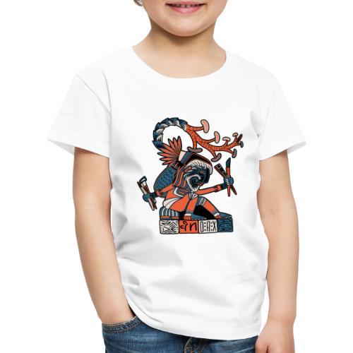 MAESTRO MEZCALERO PREHISPÁNICO - Camiseta premium niño