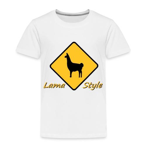 Lama Style - T-shirt Premium Enfant