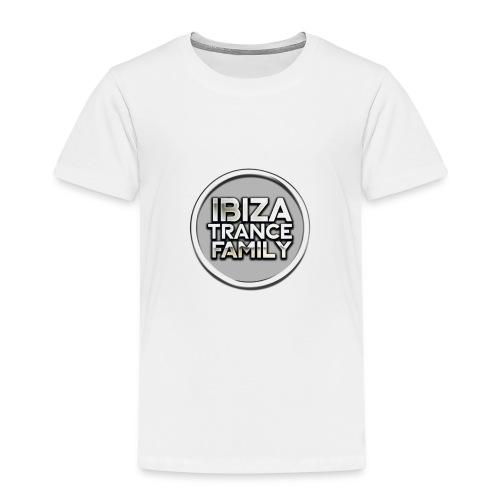 itf circle chrome trans png - Kids' Premium T-Shirt