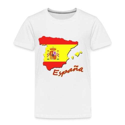 espana flag - Kids' Premium T-Shirt