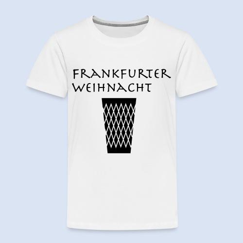 Frankfurter Weihnacht - Kinder Premium T-Shirt