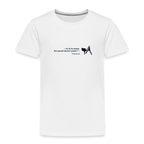00 Petit con22 png - T-shirt Premium Enfant