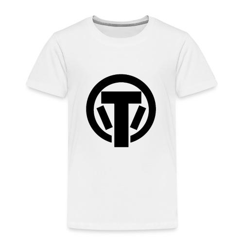 TaruHD schwarz - Kinder Premium T-Shirt