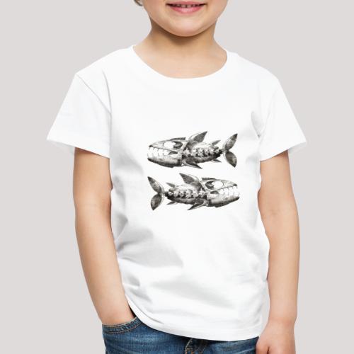 FishEtching - Kids' Premium T-Shirt