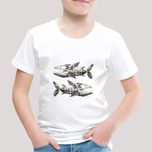 FishEtching - Kids' Premium T-Shirt