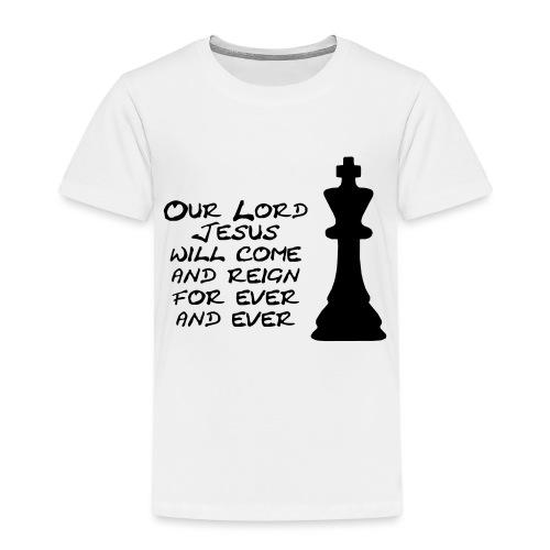 Reign for Ever - Kinder Premium T-Shirt
