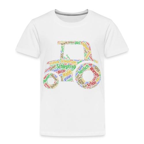 Schleptrup Trecker - Kinder Premium T-Shirt