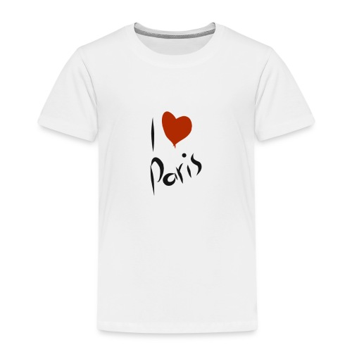 i love paris - T-shirt Premium Enfant