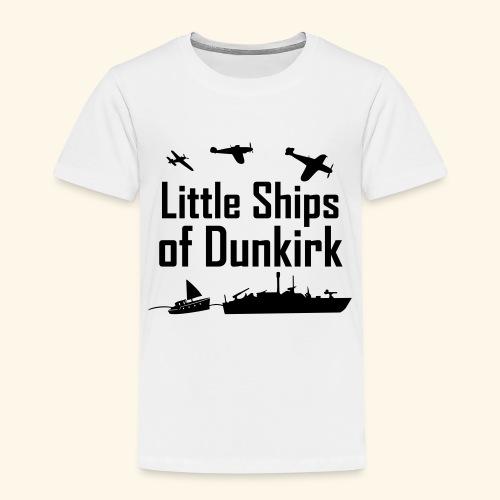 Little Ships of Dunkirk - T-shirt Premium Enfant
