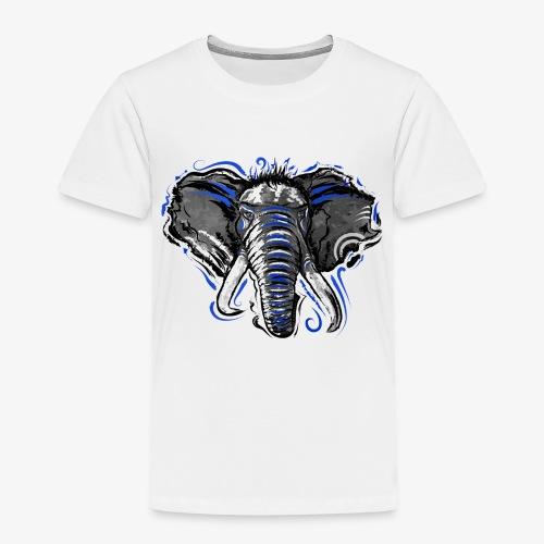 Natural Instinct Éléphant - T-shirt Premium Enfant