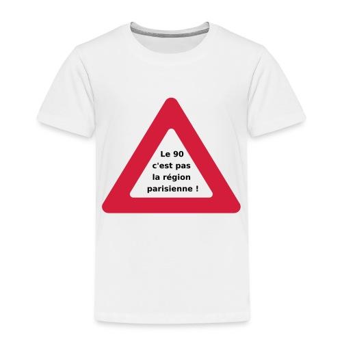 90_pas_region_parisienne - T-shirt Premium Enfant