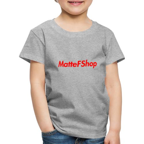 Summer Collection! (MatteFShop Original) - Maglietta Premium per bambini