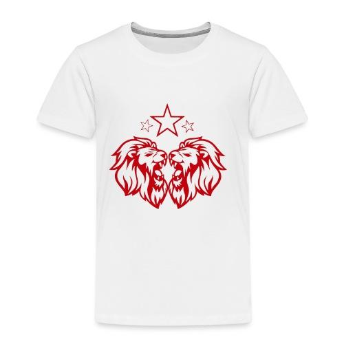 BS Lion rouge - T-shirt Premium Enfant