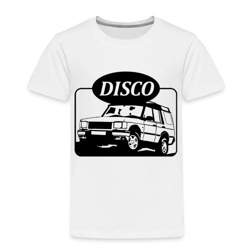 Landie Disco - Autonaut.com - Kids' Premium T-Shirt