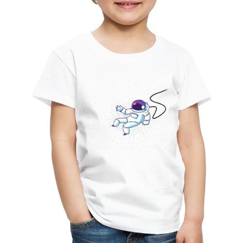 Deep Space Astronaut - Maglietta Premium per bambini