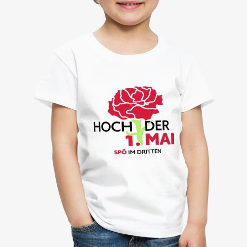 Hoch der erste Mai - Kinder Premium T-Shirt