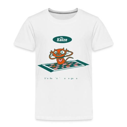 Die Katze in Bestiengestalt - Kinder Premium T-Shirt