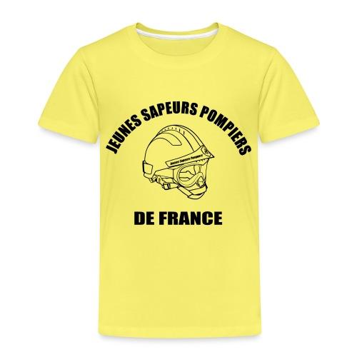 Jeunes Sapeurs Pompiers de France - T-shirt Premium Enfant