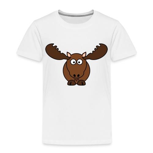 T-Shirt selbst gestalten sehr billig Elch - Kinder Premium T-Shirt