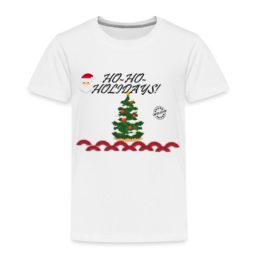 CHRISTMAS - Camiseta premium niño