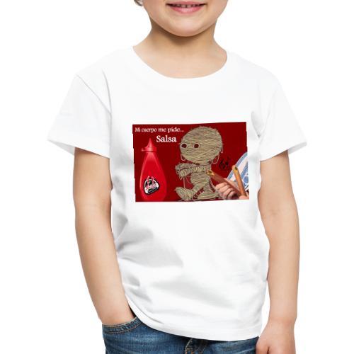 Mi cuerpo pide salsa - T-shirt Premium Enfant