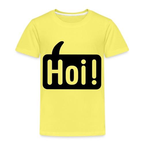 hoi front - Kinderen Premium T-shirt