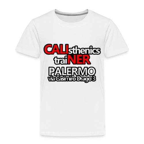 Caliner Palermo T-shirt - Maglietta Premium per bambini