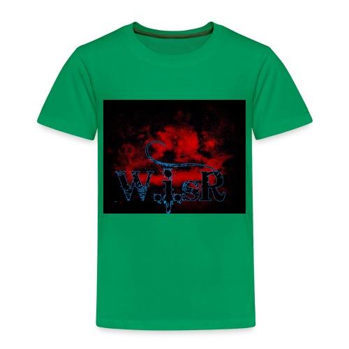 WISR Huppari - Lasten premium t-paita