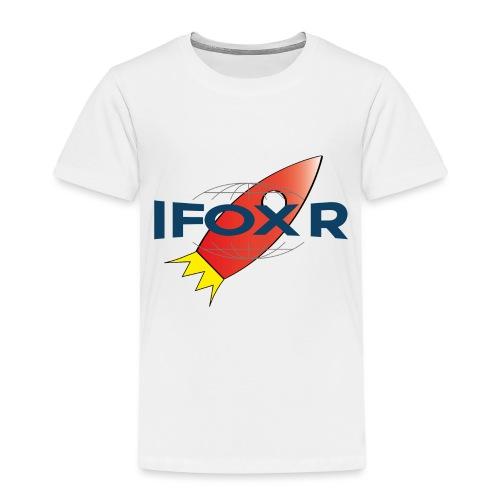 IFOX ROCKET - Premium-T-shirt barn