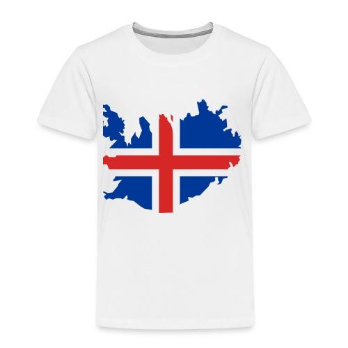 Iceland - Kinderen Premium T-shirt