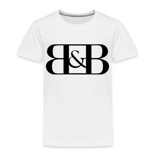 B B - Kinderen Premium T-shirt