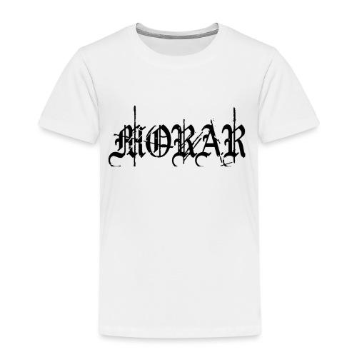 Morar - Logo white - Kids' Premium T-Shirt