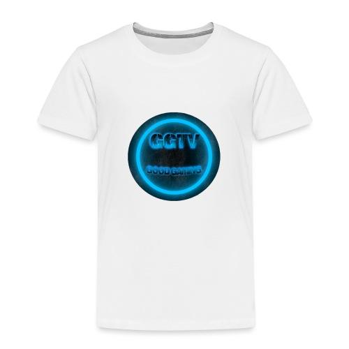 NEW LOGO 1 Blue - Kids' Premium T-Shirt