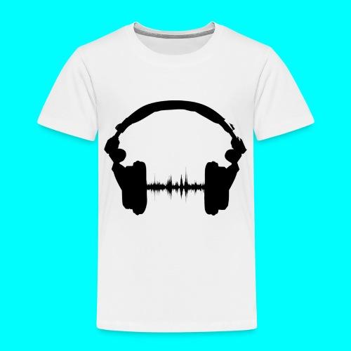 Kopfhörer - Kinder Premium T-Shirt