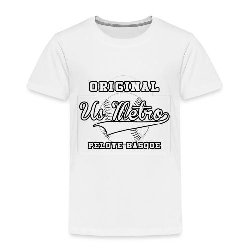 origiinalUSMETRO2 png - T-shirt Premium Enfant