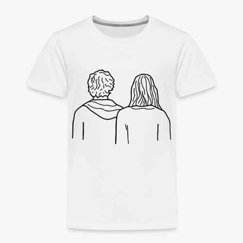 HEADY WHISPERS - T-shirt Premium Enfant