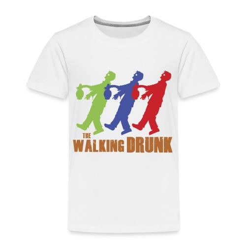 IoOdio ThaWalkinDrunk - Maglietta Premium per bambini