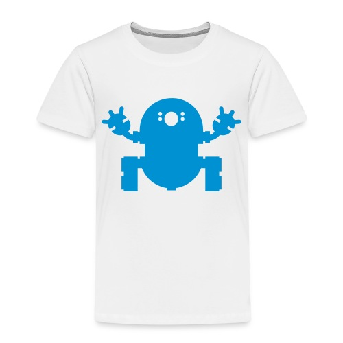 we_want_robots_solo_2 - Kids' Premium T-Shirt