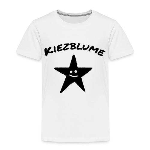 Kiezblume Stern - Kinder Premium T-Shirt