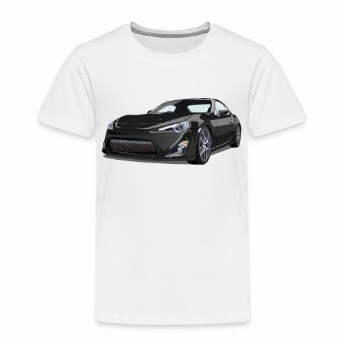 GT86/BRZ - Premium T-skjorte for barn
